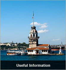 Istanbul Useful Information